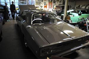 Steven Järudds bil, en Dodge Coronet från 1968, som Steven har byggt på en Dodge Charger från 2007, har fått stor uppmärksamhet och prisats.