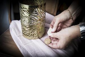 Metallerna ska vara i mässing, koppar och brons i höst.