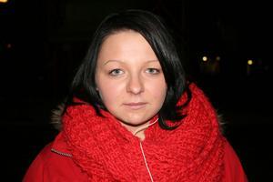Nathalie Wallin, Kramfors:– Jo, julstakar i alla fall.