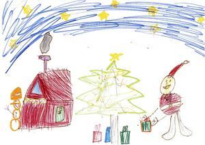 Vera Nordén, 6 år, Härnösand.