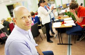 Magnus Lindow, chef för samhällsenheten på Länsstyrelsen.