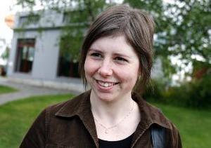 Sofie Nyman, Vemdalen– Vården, möjligheten till att få hjälp.