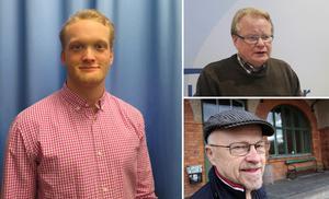 Carl Törner har i Strategipodden intervjuat bland andra försvarsminister Peter Hultqvist (S) och Stig Henriksson (V), försvarsutskottet.
