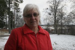 Inger-Britt Persson var med när det fanns en fritidsgård i Jättendal förra gången. Och den här gången hjälper hon till igen.