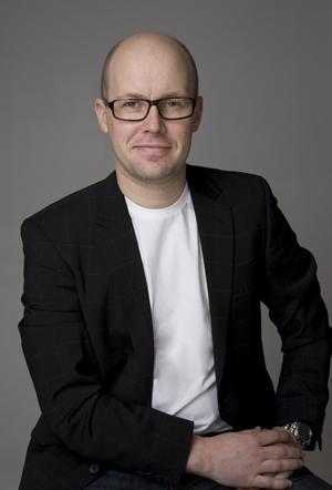 Tony Pansell, optiker och docent på Karolinska institutet.