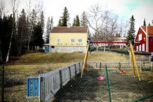 Gula skolan i Undersåker ska rivas och ge plats åt en ny stor förskola.