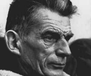 Samuel Beckett (1906-1989).