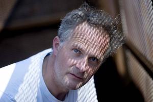 Konstnären Lars Bergström medverkar på