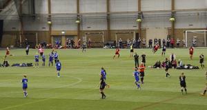 McDonaldscupen lockade 64 lag och närmare 1000 spelare till Nordichallen.