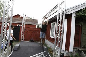 Marigold testar hållbarheten på sin mobila scen