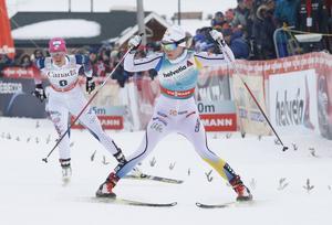 Kanada väntar på en köldchock. Temperaturer på ner mot minus 23 grader hotar världscupsavslutningen i Kanada och Stina Nilssons chanser till revansch för andraplatsen i tisdagens sprint.