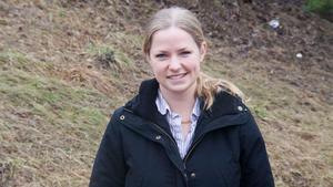Camilla Johansson, Norbergs OK, blev bästa lokala damåkare i Vasaloppet.