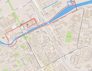 Så här gick årets sista cykeltur genom Gävle.