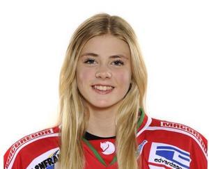 Ronja hoppas på att få ta en viktig roll i Ångermanlands lag till årets upplaga.