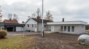 Denna villa i Rembo, Avesta kommun, var den fjärde mest klickade fastigheten under vecka 44.