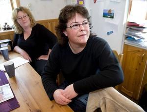 Agneta Svedberg har tillsammans med Carloa Grönlund skrivit den överklagan som länsrätten delvis nu antagit.