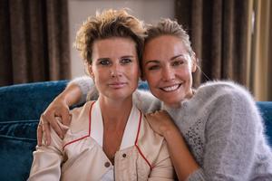 Christine Meltzer och Carina Berg besöker bland annat Frankrike, Tyskland och Spanien i