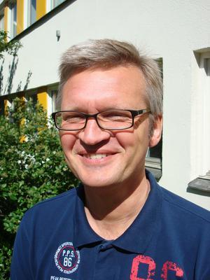Magnus Sundbom, professor vid institutionen för kirurgiska vetenskaper, Uppsala universitet