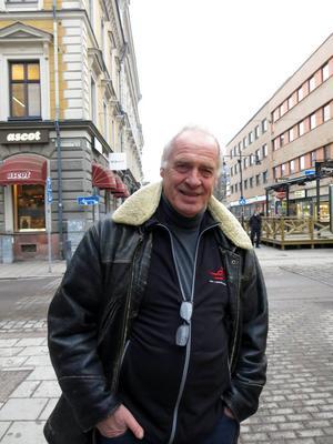Tommy Ljung, 67 år, pensionär, Hudiksvall– Jag har slutat med det. Det är inget att fira längre och jag hoppar helst över födelsedagen.