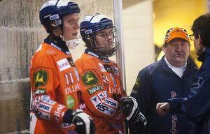 Oskar Olsson gjorde sitt första mål för säsongen när Bollnäs slog Kungälv hemma.