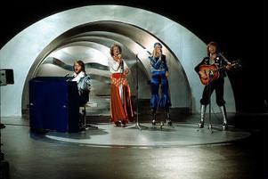 Abba röstades på lördagen fram till tidernas schlager i Eurovision Song Contest.Foto: PM