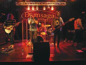 På Domsaga blir det livemusik.