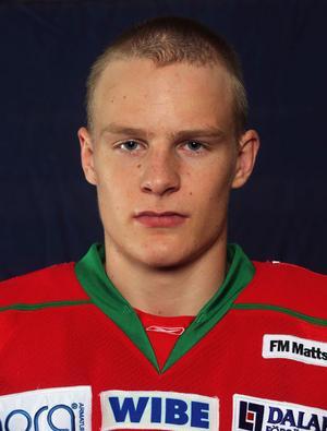 Alexander Hilmersson hoppas sulor kan rädda hockeykarriären.