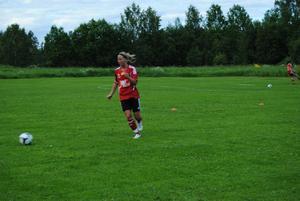 Malin Lindqvist.