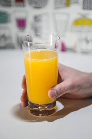 I Sverige spenderar vi 1,9 miljarder om året på dryckfärdig juice.   Foto: Nora Lorek/TT