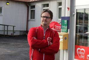 Niclas Andersson, Ljustorps handel, blickar mot nya uppdrag.