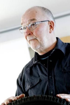 Göran Westman är vice ordförande i Familjens motorklubb Jämtland Härjedalen.