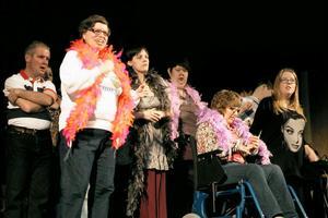 Lill-Babs Leva livet fanns även med på programmet.
