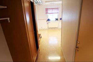 Fastigheterna på lägerområdet i Grytan har stått tomma sedan Försvarsmakten slutade använda dem 2005.