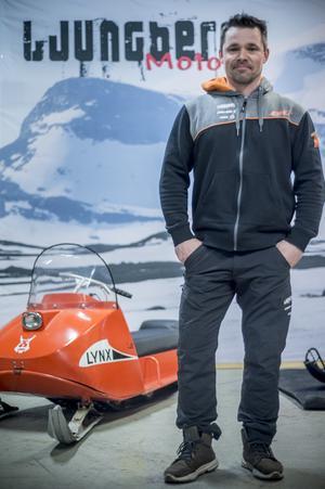 Andreas Ljungbergs företag har utsetts till Dealer of the year 2017.