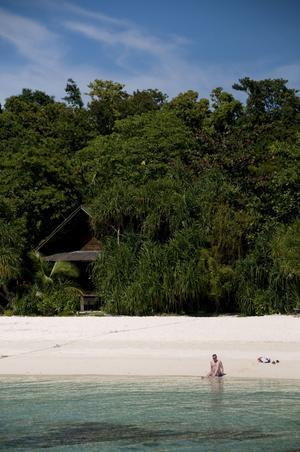 Lankayan Island är en av många småöar utanför Sabahs kust som erbjuder suverän avkoppling.