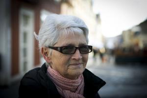 Kerstin Jonsson, Örnsköldsvik:– Nej, men jag har bekanta som haft inbrott. Det var jag som upptäckte det, eftersom de var borta. Det var fruktansvärt. Tjuvarna hade härjat vilt.