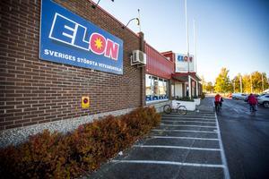Elonbutiken på Gärdet i Bollnäs stängde igen redan 1 september. Nu har butiken försatts i konkurs.