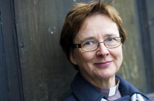 Tuulikki Koivunen Bylund, biskop i Härnösands stift.