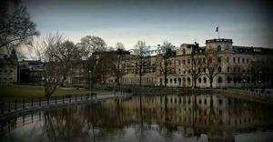 Byggnaden Stora Westmannia ritades av Stockholmsarkitekten A.G. Forsberg. Byggdes 1886-1888
