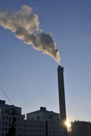 Tege Tornvall argumenterar för att global uppvärmning inte orsakas av mänskliga utsläpp. Mattias Westermark blir inte övertygad.