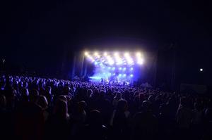 Arkivbild från förra årets festival.