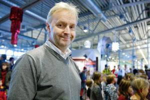 Mats Forslund är vd på Jämtland Härjedalen turism.Foto: Ulrika Andersson