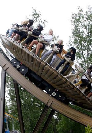 Många är intresserade av att jobba i Furuviksparken i sommar.