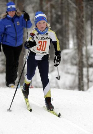Lilly Engman, Dala-Järna