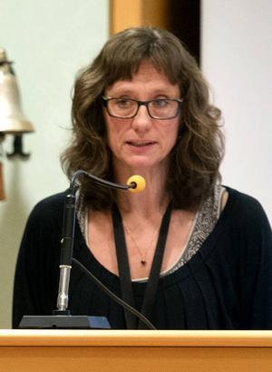 Ann-Christin Isaksson, förvaltningschef vid barn- och utbildningsförvaltningen.