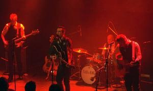 Cash Is King. Ett band som borde vara gett givet inslag på sommaren countryfestival i Furuvik.