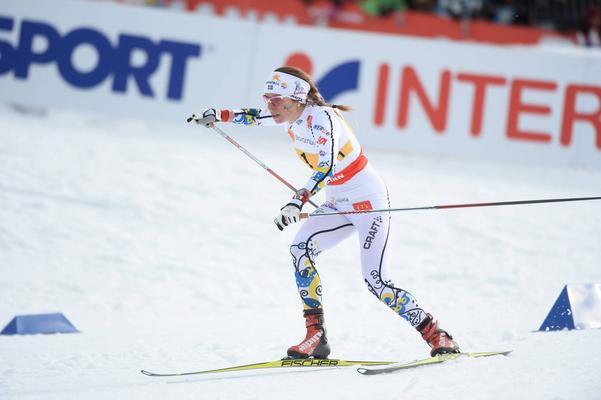 Ett fall förstörde för Maria Rydqvist.