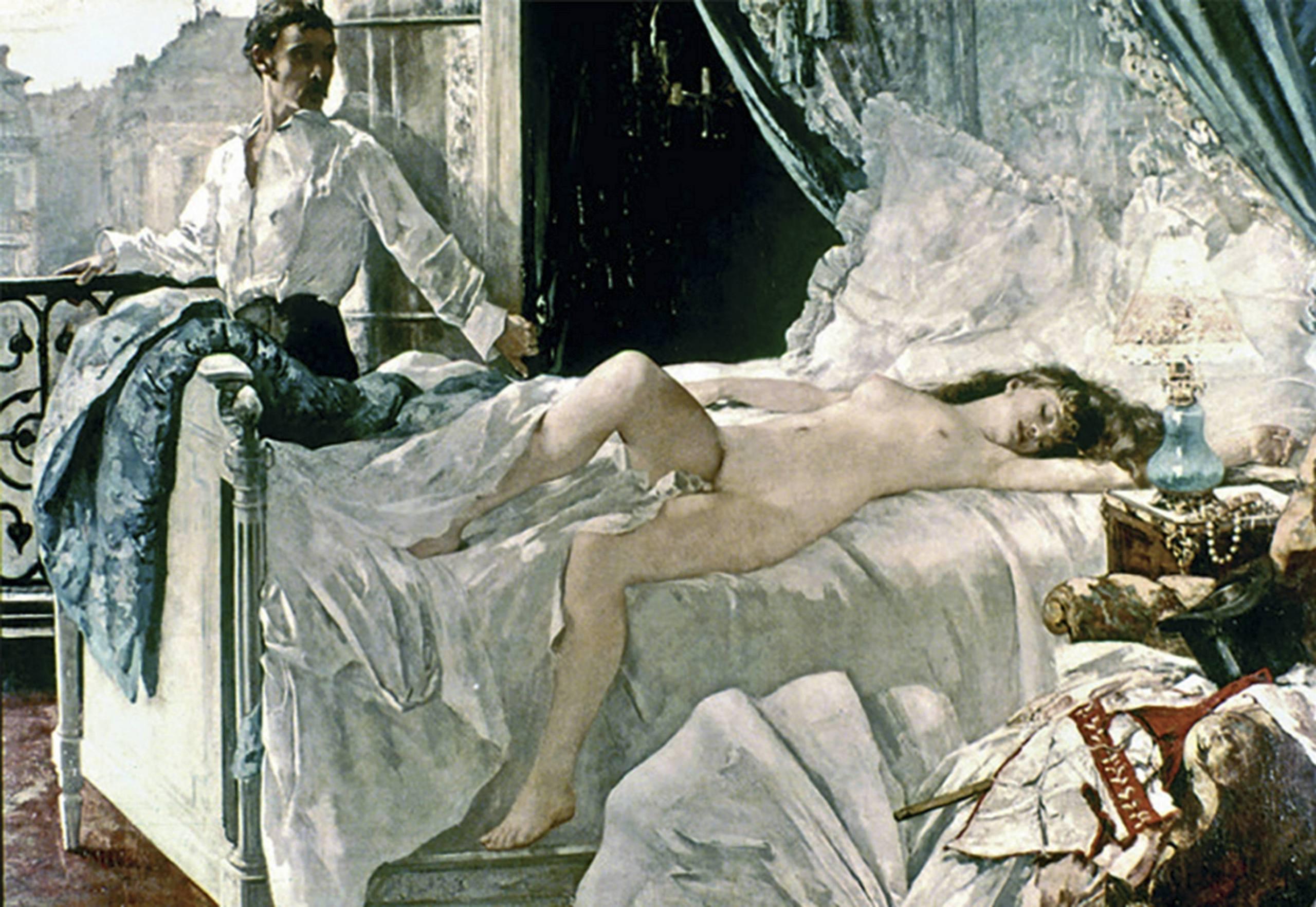 En kvinnosyn fran 1800 talet ar inte attraktiv