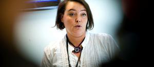 Camilla Lindberg. Foto: Mikael Hellsten