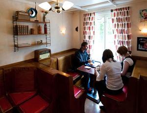 Alma café. Foto: Arkiv